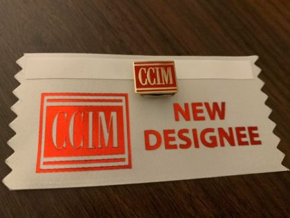 Florida CCIM Chapter Honors New CCIM Designees