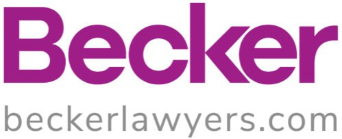 Becker Lawyers logo