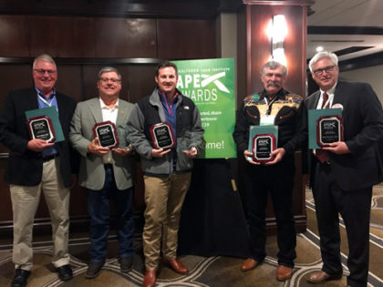 Five Florida CCIMs Honored as the by the Realtors Land Institute