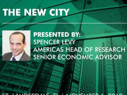 """The New City"" Presentation Slide Deck"