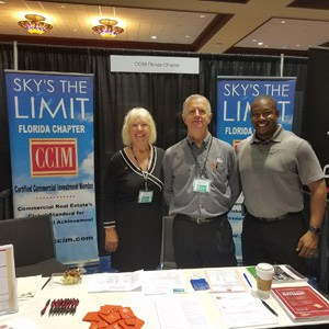 Florida CCIM Chapter Leads Industry at The Franchise Show's Tampa Event