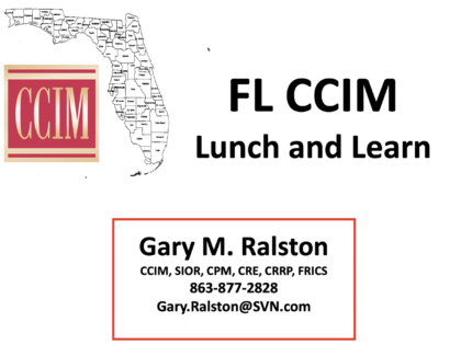 "RECAP of FLCCIM Webinar: ""FLCCIM Lunch & Learn"" (12/01/2020)"