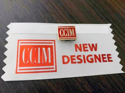 Florida Commercial Real Estate Professionals Earn Coveted CCIM Designation