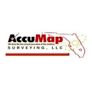 AccuMap Surveying logo