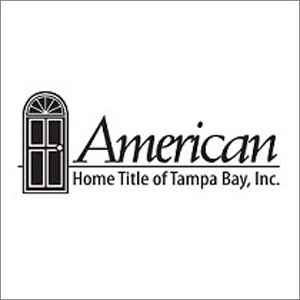 American Home Title of Tampa Bay logo