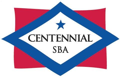 SBA Centennial Bank logo