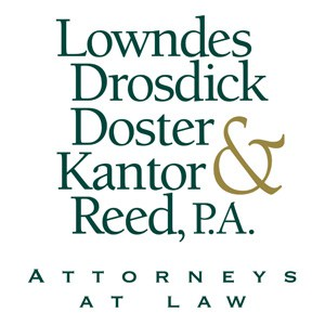 Lowndes, Drosdick, Doster, Kantor, and Reed Attorneys at Law logo