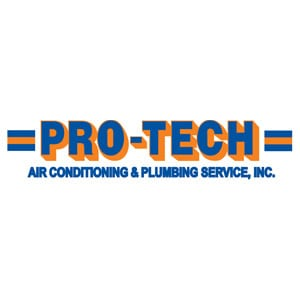 Pro-Tech Air Conditioning and Plumbing Service logo