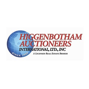 Higgenbotham Auctioneers logo