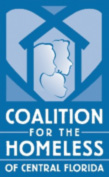 Logo for the Coalition for the Homeless of Central Florida
