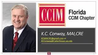 "FLCCIM Webinar: ""COVID19 CRE Car Bingo"" with K.C. Conway (05/19/2020)"
